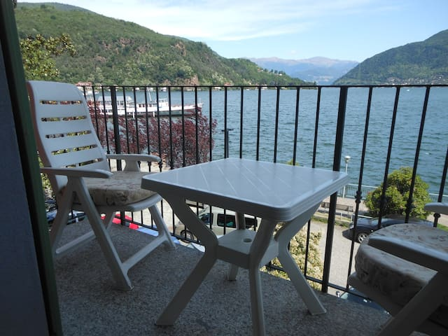 Appartamento 50 mt Lago di Lugano - Porto Ceresio - Appartement