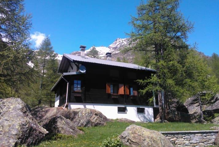 Alpe Devero Chalet Agnese - Alpe Devero - Cabaña