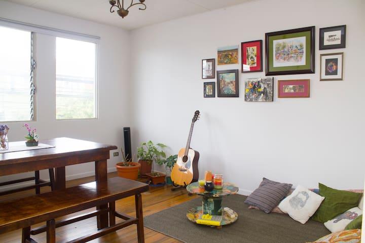 Nice room two beds :) San José Costa Rica - San Jose - Apartament