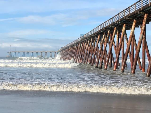 Ocean front condo in Rosarito Beach - Rosarito - Daire