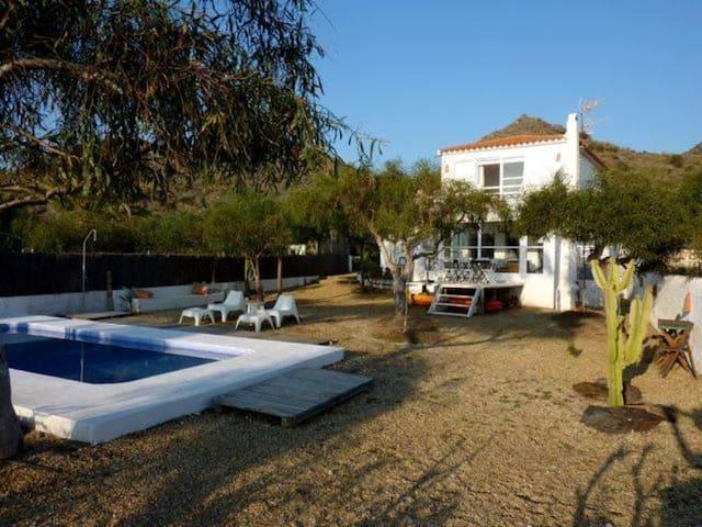 Casa de ensueño en la playa - Cuevas del Almanzora - Casa