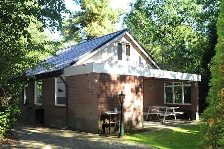 Heerlijk vakantiehuis op de Veluwe - Nunspeet - Huis