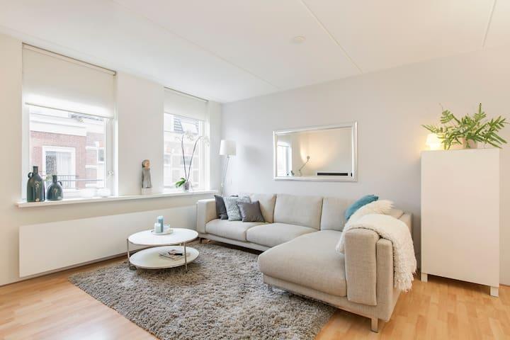Zonnig appartement centrum Leerdam - Leerdam - Lägenhet
