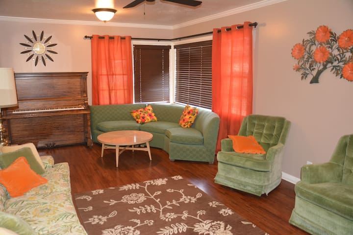 Mac's Canyon Cottage - Cedar City - Casa