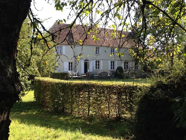 Suite parentale (2 chambres) au Manoir de Laize - Fontaine-le-Pin - Gjestehus