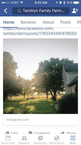 Quiet Farm: 3bdrm Hs on Wrkng Farm - Manteno - Casa