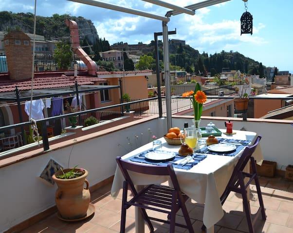 Loft City Center Taormina - Taormina - Loft