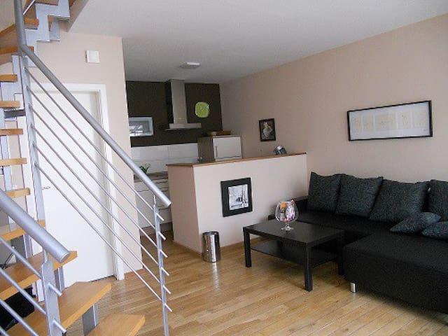 zentral - modern - gemütlich - Andernach - Appartement