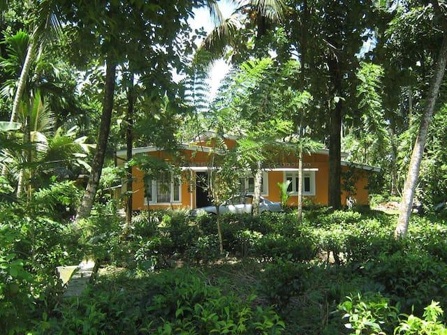 Chatue de Isabella - Matugama - Maison
