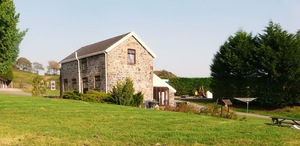 Rural barn conversion - Sir Gaerfyrddin - Casa