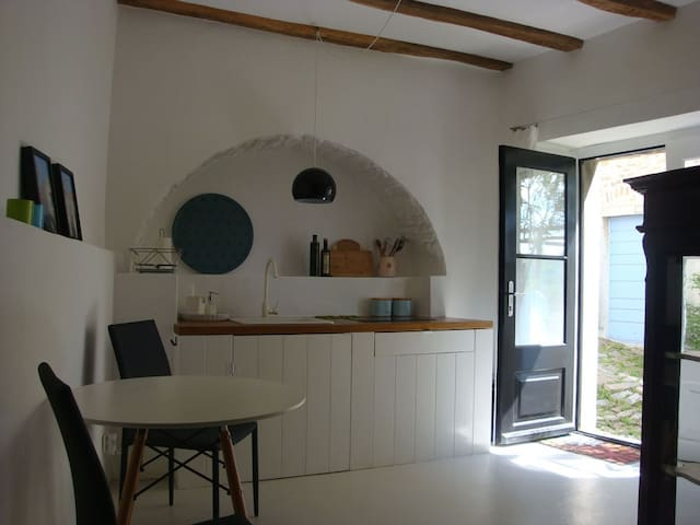 Charming Townhouse - Apartment Pina - Motovun - Appartement