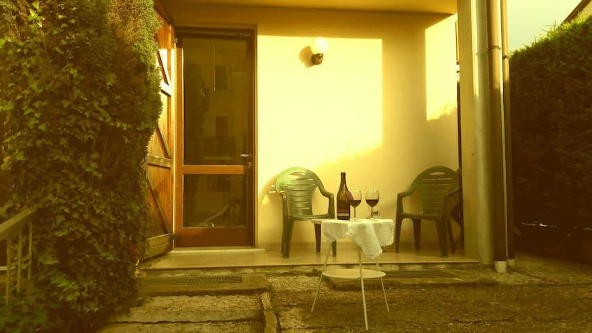 Alle porte di Mantova Capitale - Lunetta-frassino - Huis