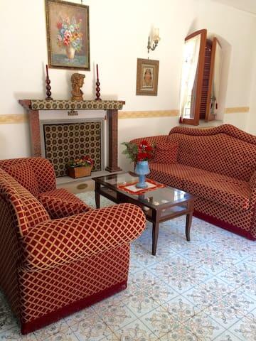 Entire House for Party 2 floors - Baia Domizia - Willa