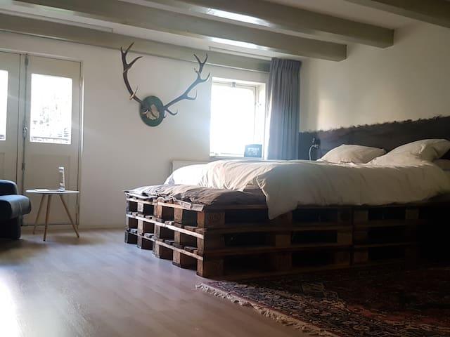 Spacious CityCentre Apartment for Couple (w/child) - Zwolle - Apartamento
