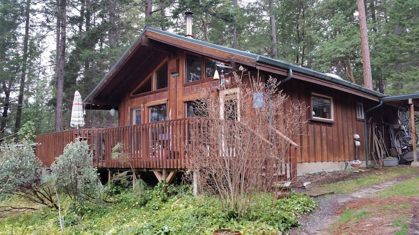 Cabin in Upper Applegate Woods - Jacksonville - Casa de campo