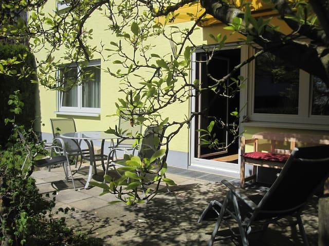 Familienfreundliche Fewo in Weilheim - Weilheim an der Teck - Daire
