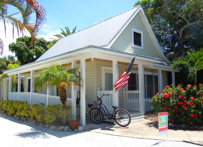 An Island Place Cottage - Anna Maria - Appartement