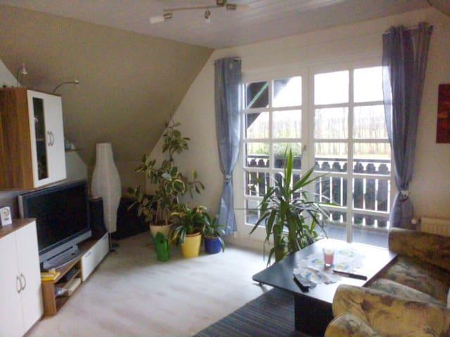 Gästewohnung mit Balkon - Dierdorf - 公寓