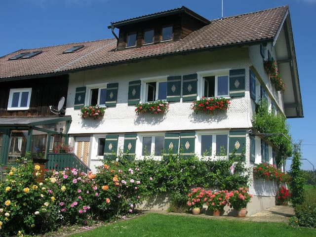 Holiday at the top - Stiefenhofen - Apartmen