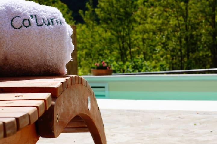 Ca'Luni apartment - Casola In Lunigiana - Departamento