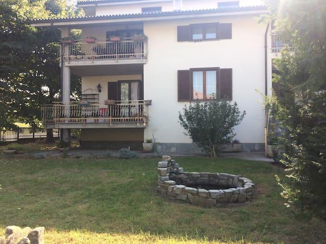 Casa Conterno alloggio Mamma e Papà - Monchiero - Appartement