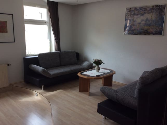 2 Zimmer, 45 qm Gästewohnung in L-O - Limbach-Oberfrohna - Departamento