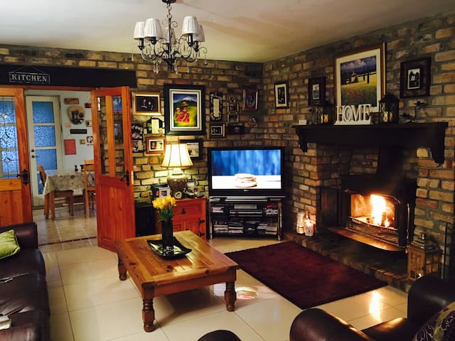 Cosy home in the heart of Ireland - Tullamore - Maison