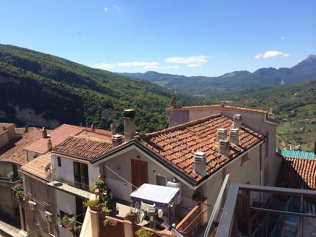 Casa Grazia - Laurino - Lägenhet