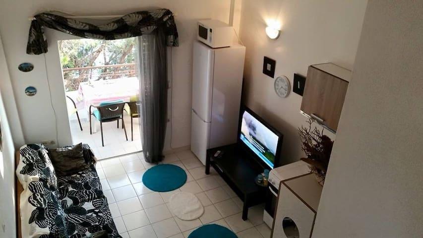 DRYADES PEFKOHORI - Pefkochori - Lägenhet