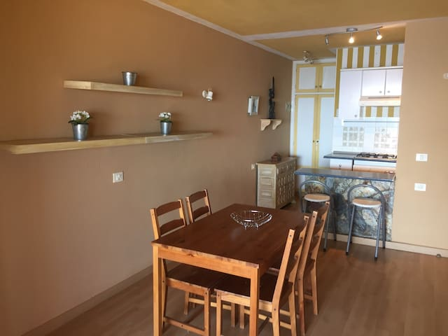 Aparment with pool-wiew Atlantic - Tabaiba - Daire