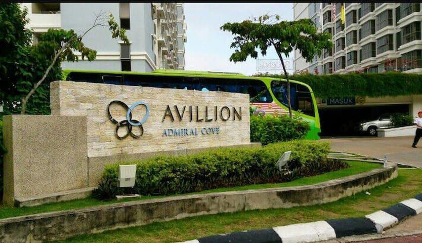 Avillion Admiral Cove  Resorts Hotel - Port Dickson - Leilighet