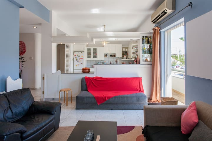 Room near beach and city center - Rethymno - Pis