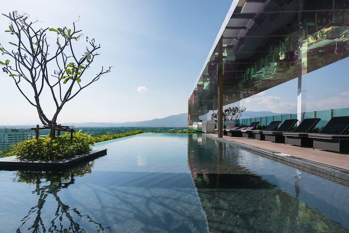 Exclusive designer apartment in best location - Chiang Mai