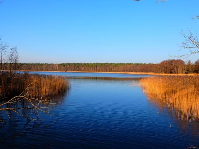 Mehr Seen in Himmelpfort. - Fürstenberg/Havel - Hus