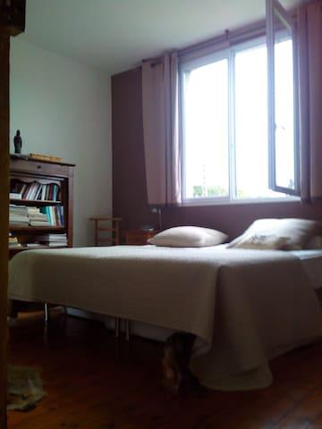 Une chambre comme chez soi avec le petit déjeuner - Senlis - Casa