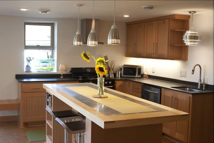 Garden Apartment with a Fireplace! - Minneapolis - Ev