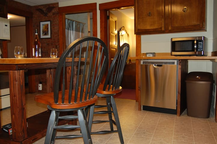 Loon Mt Luxury Escape: Beautiful 5 bdrm in Lincoln - Lincoln - Hus