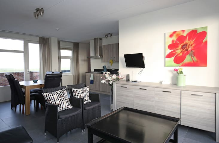 Best House For Groups and Families in Amsterdam! - Watergang - Byt