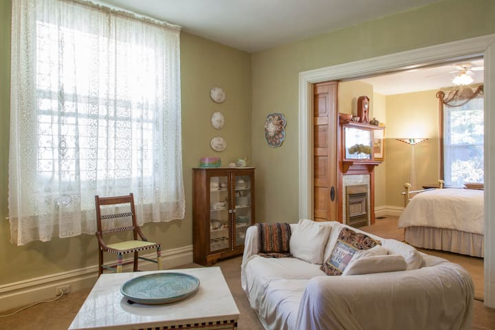 Eclectically Furnished Suite in Cool Neighborhood - Pittsburgh - Bed & Breakfast