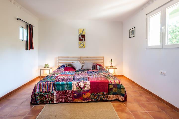 Chambre 2 au milieu des orangers - Alzira - Hus