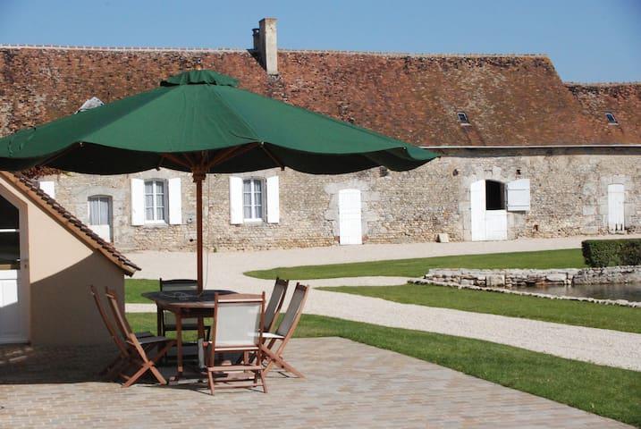 La Maison de Feillay - Autheuil - Hus