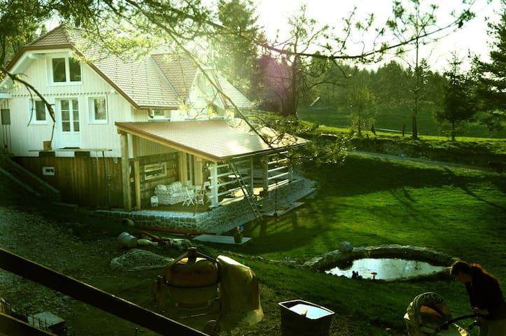 Country house 20 min from capital Ljubljana - Leskovec - Hus