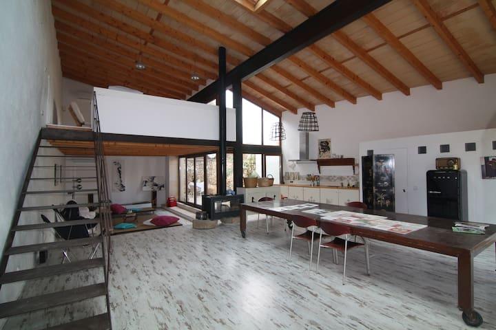 LOFT RURAL  EN EL CORAZON DE MALLORCA - Santa Eugènia - Loft