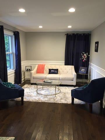 Cozy home in a convenient location. - Wheaton - Huis