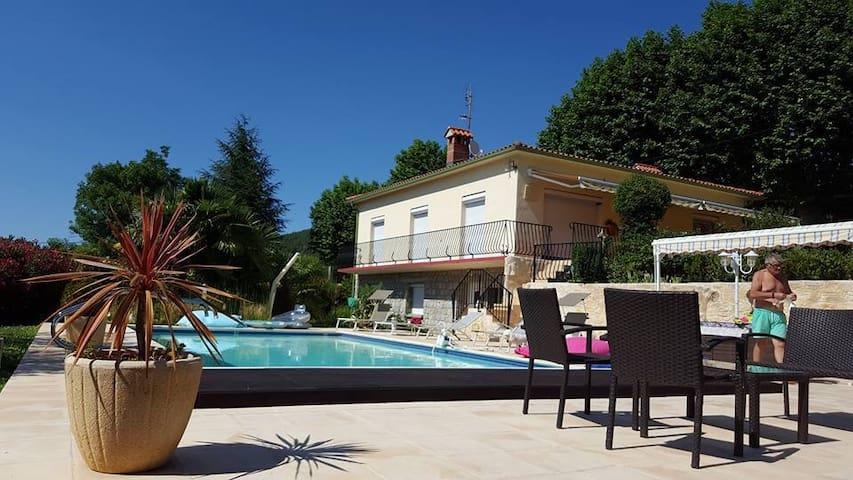 Villa ROMAGA - Vernet-les-Bains - Huis