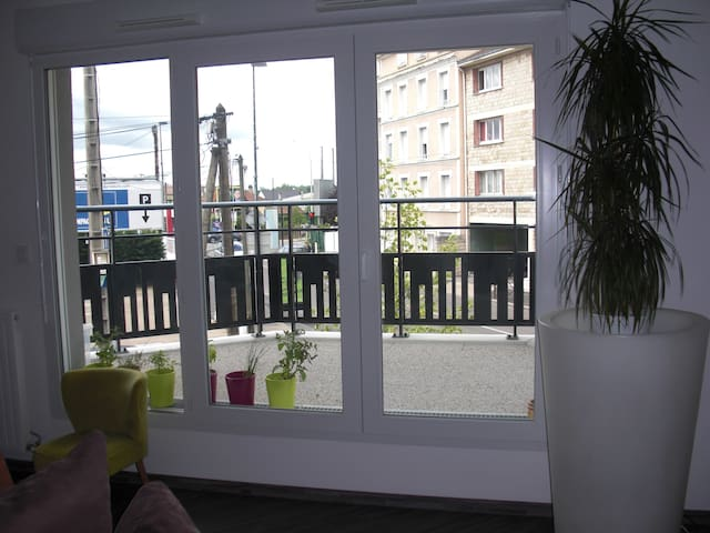 Appart 4 pers. 15 mn Paris - Sartrouville - Appartement