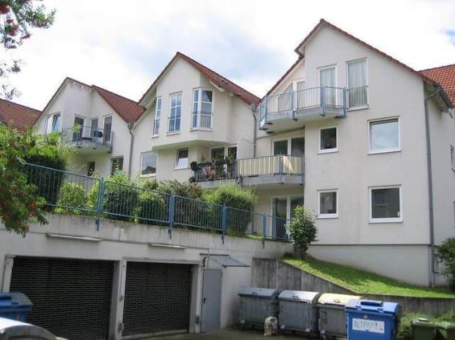2-Zimmer Wohnung mit Terrasse - Marburg - Appartement