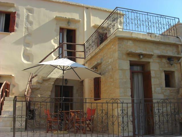 Patriko Residence (Chrysi) - Vafes