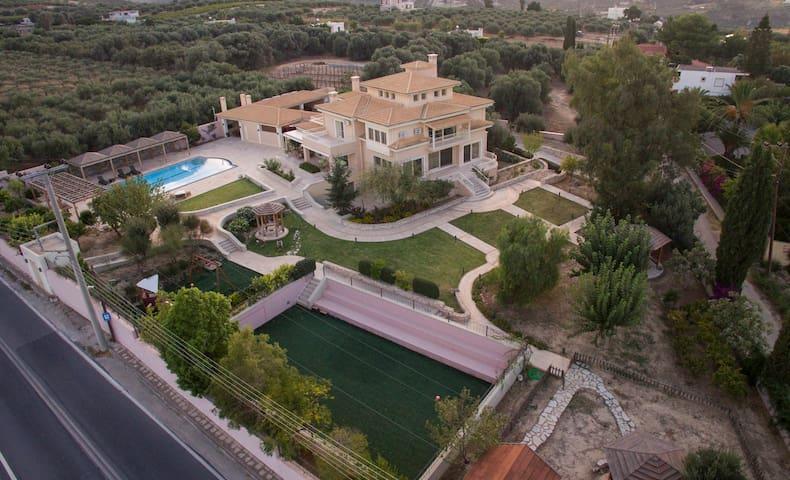 Villa Metaxas - Heraclión - Villa