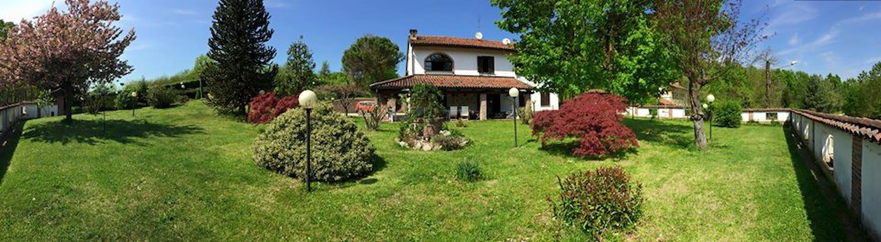 Villa natura relax privacy - Province of Asti - Villa